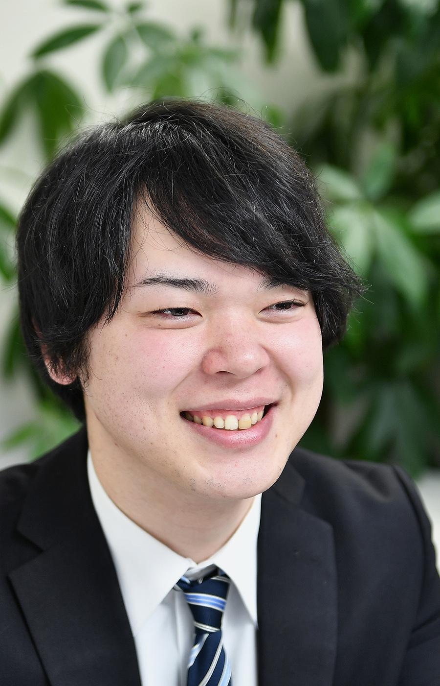 濱脇 大希